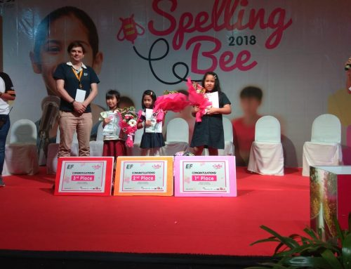 EF Spelling Bee Competition