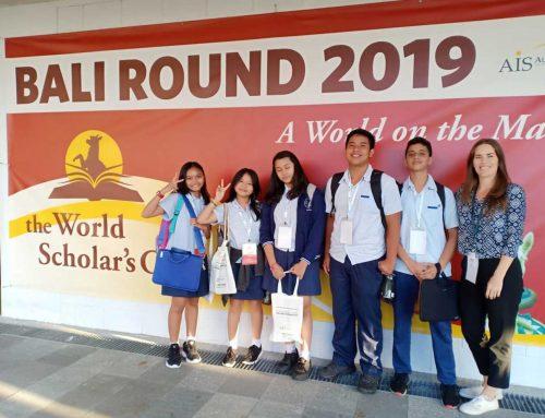 2019 World Scholars Cup, Bali Round